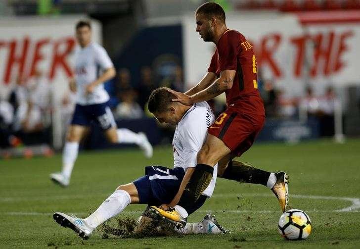 Prediksi Pertandingan Bola AS Roma vs Tottenham 26 Juli 2018