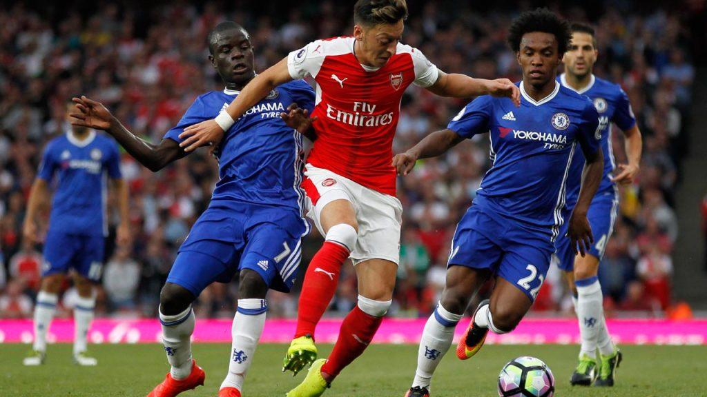 Prediksi Pertandingan Bola Arsenal vs Chelsea 2 Agustus 2018