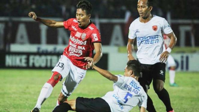 Prediksi Pertandingan Bola Bali United vs PSM Makassar 11 Juli 2018