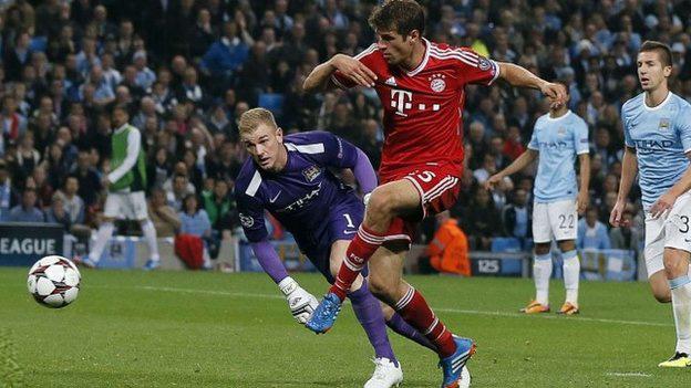 Prediksi Pertandingan Bola Bayern Munchen vs Manchester City 29 Juli 2018
