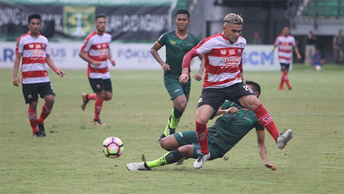 Prediksi Pertandingan Bola Madura United vs PS TIRA 3 Agustus 2018