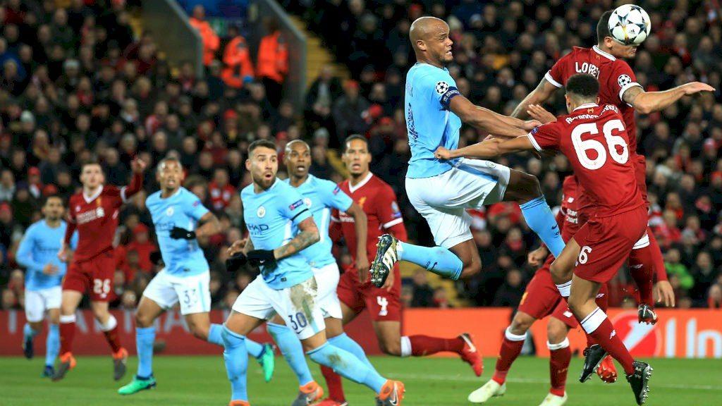 Prediksi Pertandingan Bola Manchester City vs Liverpool 26 Juli 2018