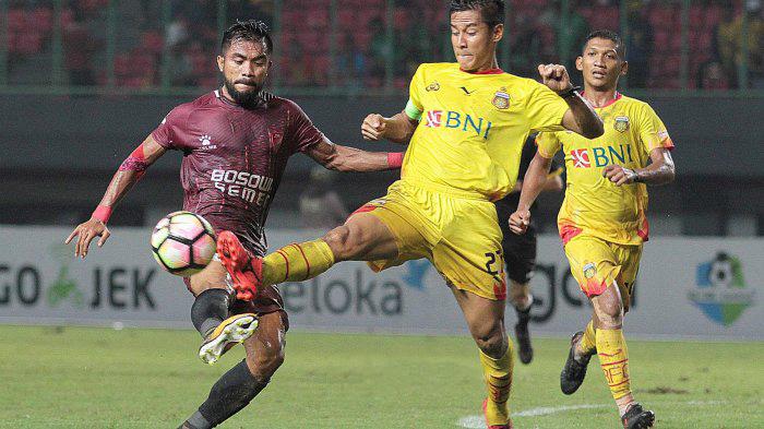 Prediksi Pertandingan Bola PSM Makassar vs Bhayangkara 15 Juli 2018