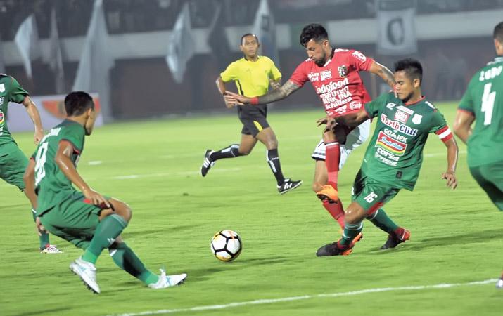 Prediksi Pertandingan Bola PSMS Medan vs Bali United 28 Juli 2018