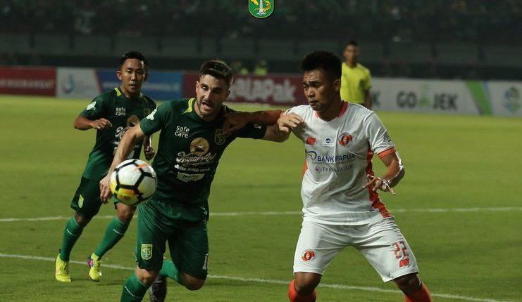 Prediksi Pertandingan Bola Perseru Serui vs Persebaya Surabaya 31 Juli 2018