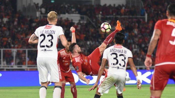 Prediksi Pertandingan Bola Persija vs Bali United 17 Juli 2018