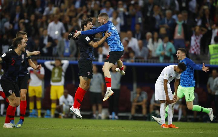 Prediksi Pertandingan Bola Prancis vs Kroasia 15 Juli 2018