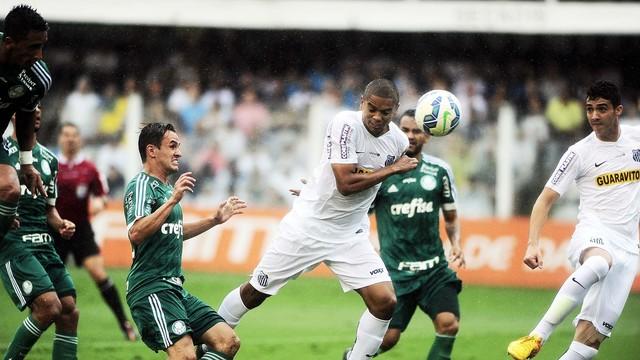 Prediksi Pertandingan Bola Santos vs Palmeiras 20 Juli 2018