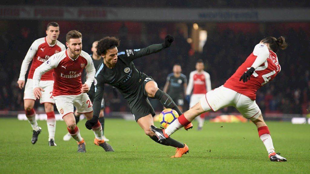 Prediksi Pertandingan Bola Arsenal vs Manchester City 12 Agustus 2018