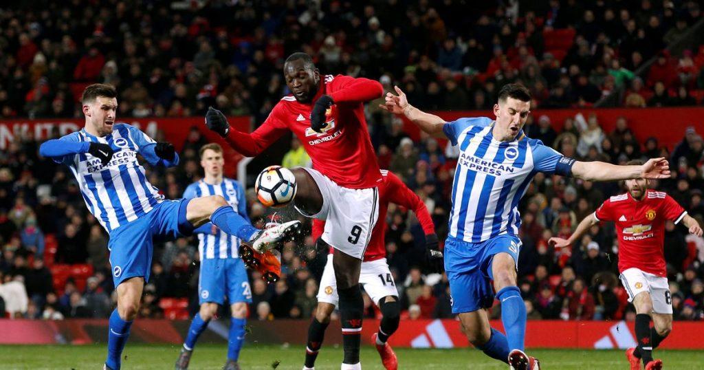 Prediksi Pertandingan Bola Brighton Hove Albion vs Manchester United 19 Agustus 2018