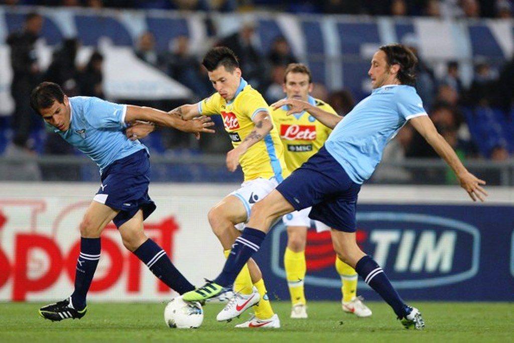 Prediksi Pertandingan Bola Lazio vs Napoli 19 Agustus 2018