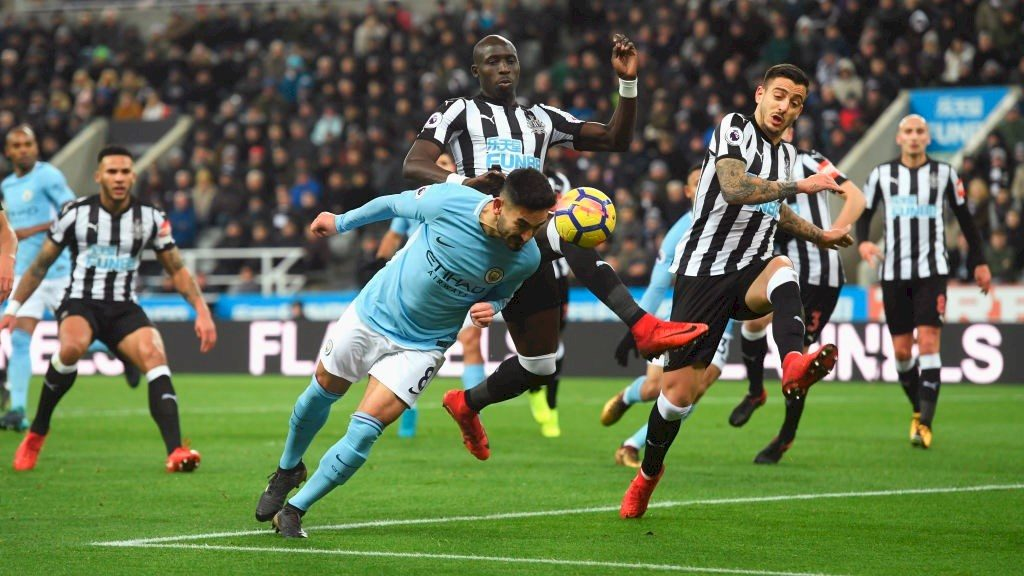 Prediksi Pertandingan Bola Manchester City vs Newcastle United 1 September 2018