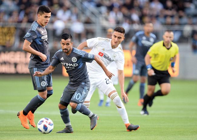 Prediksi Pertandingan Bola New York City vs Los Angeles FC 6 Agustus 2018