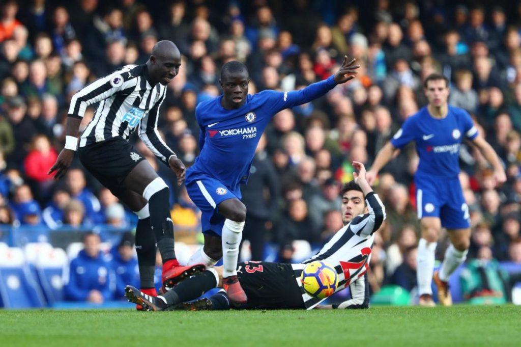Prediksi Pertandingan Bola Newcastle United vs Chelsea 26 Agustus 2018