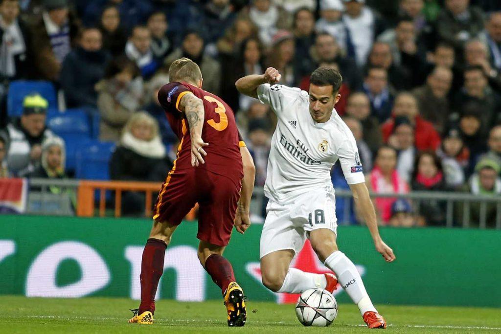 Prediksi Pertandingan Bola Real Madrid vs AS Roma 8 Agustus 2018