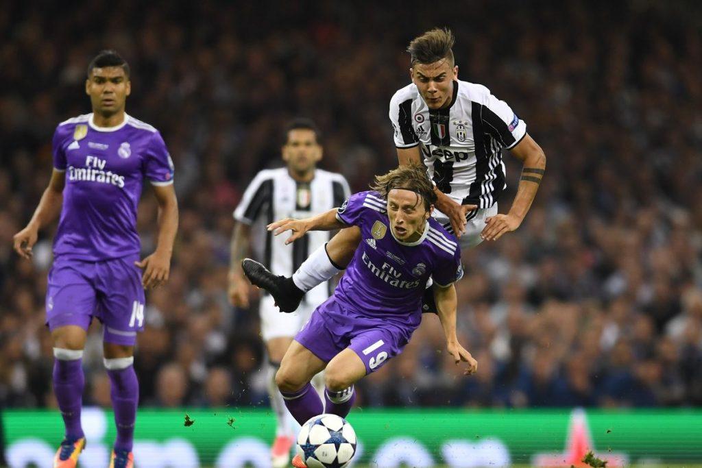 Prediksi Pertandingan Bola Real Madrid vs Juventus 5 Agustus 2018