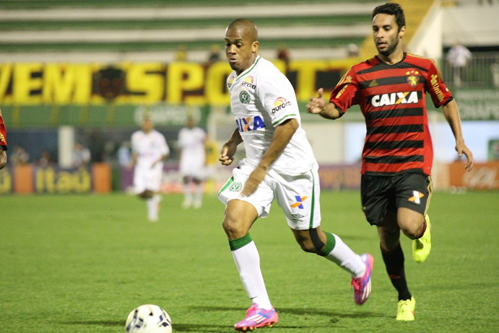 Prediksi Pertandingan Bola Sport Recife vs Chapecoense 6 Agustus 2018
