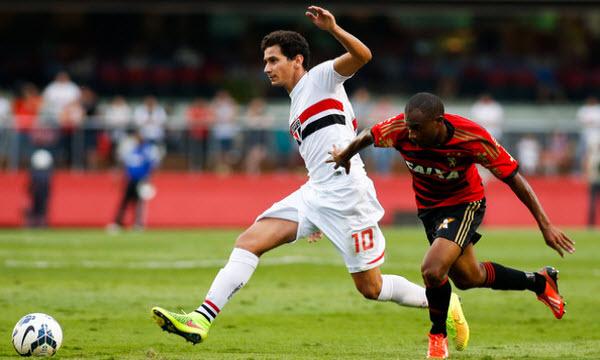 Prediksi Pertandingan Bola Sport Recife vs Sao Paulo 13 Agustus 2018