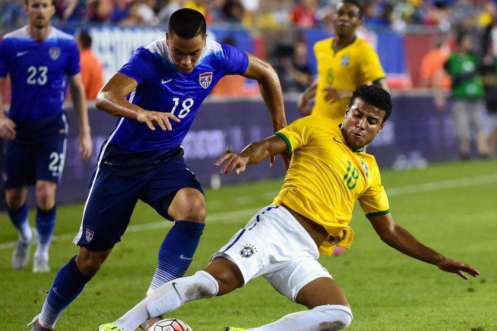 Prediksi Pertandingan Bola Amerika Serikat vs Brazil 8 September 2018