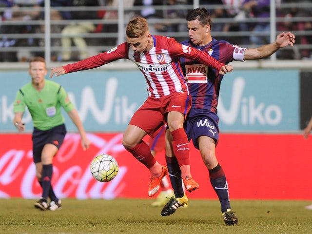Prediksi Pertandingan Bola Atlético Madrid vs Eibar 15 September 2018