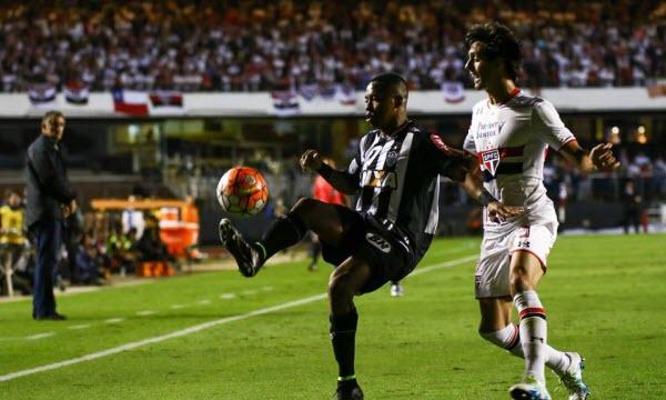 Prediksi Pertandingan Bola Atletico Mineiro vs Sao Paulo 6 September 2018
