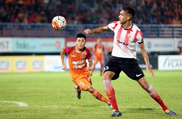 Prediksi Pertandingan Bola Borneo vs Persija Jakarta 12 September 2018