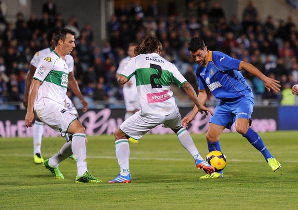 Prediksi Pertandingan Bola Elche vs Granada 14 September 2018