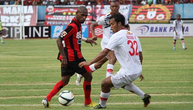 Prediksi Pertandingan Bola Mitra Kukar vs Persipura Jayapura 17 September 2018
