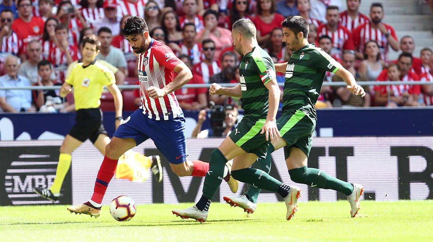 Prediksi Pertandingan Bola Monaco Vs Atletico Madrid 19 September 2018