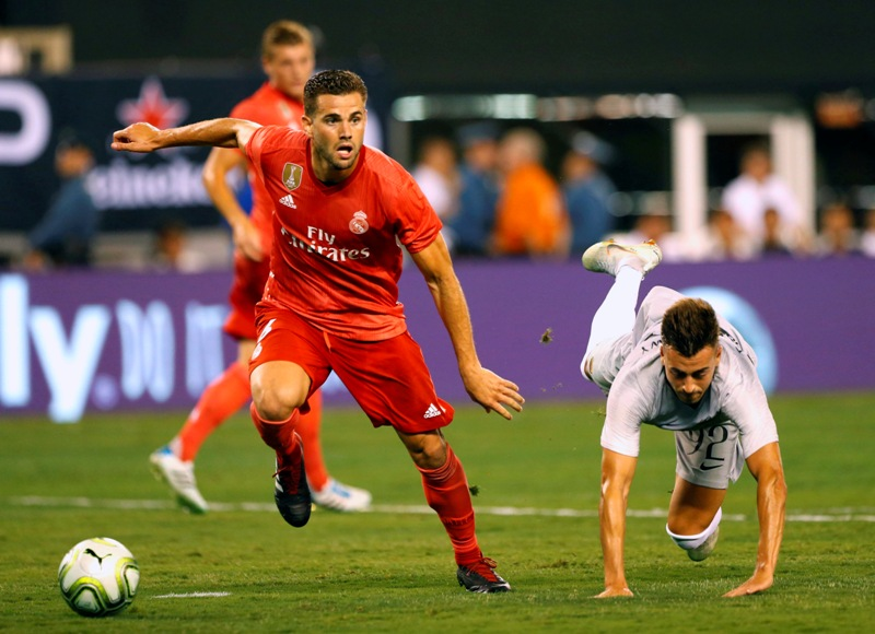 Prediksi Pertandingan Bola Real Madrid Vs AS Roma 20 September 2018