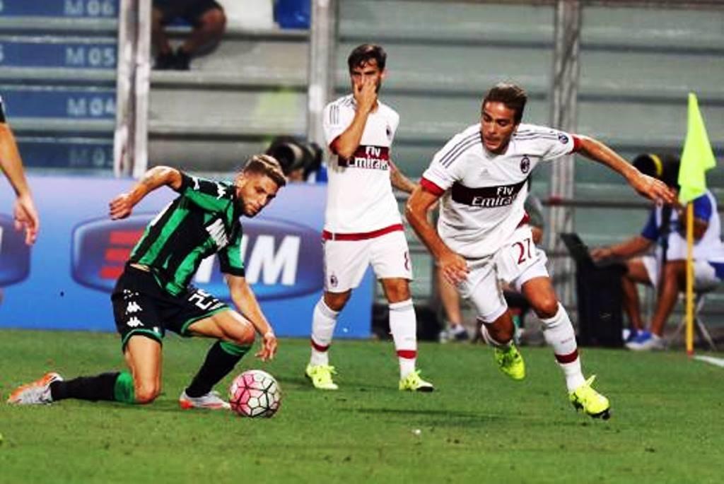 Prediksi Pertandingan Bola Sassuolo vs AC Milan 1 Oktober 2018