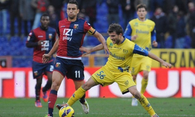 Prediksi Pertandingan Bola Skor Genoa Vs Chievo 27 September 2018
