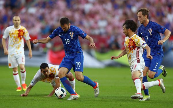Prediksi Pertandingan Bola Spanyol vs Kroasia 12 September 2018