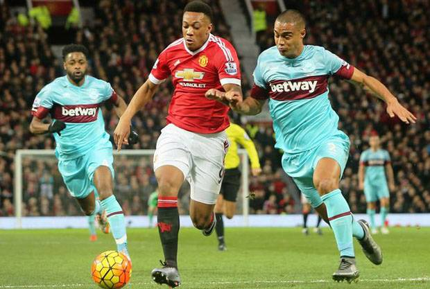 Prediksi Pertandingan Bola West Ham United Vs Manchester United 29 September 2018