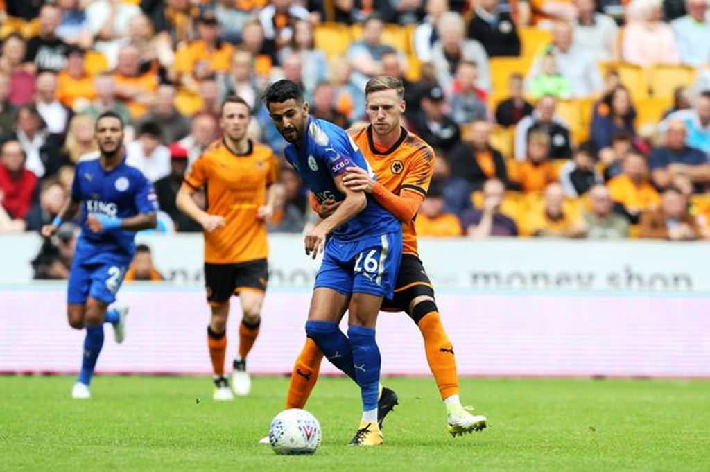 Prediksi Pertandingan Bola Wolverhampton Vs Leicester City 26 September 2018