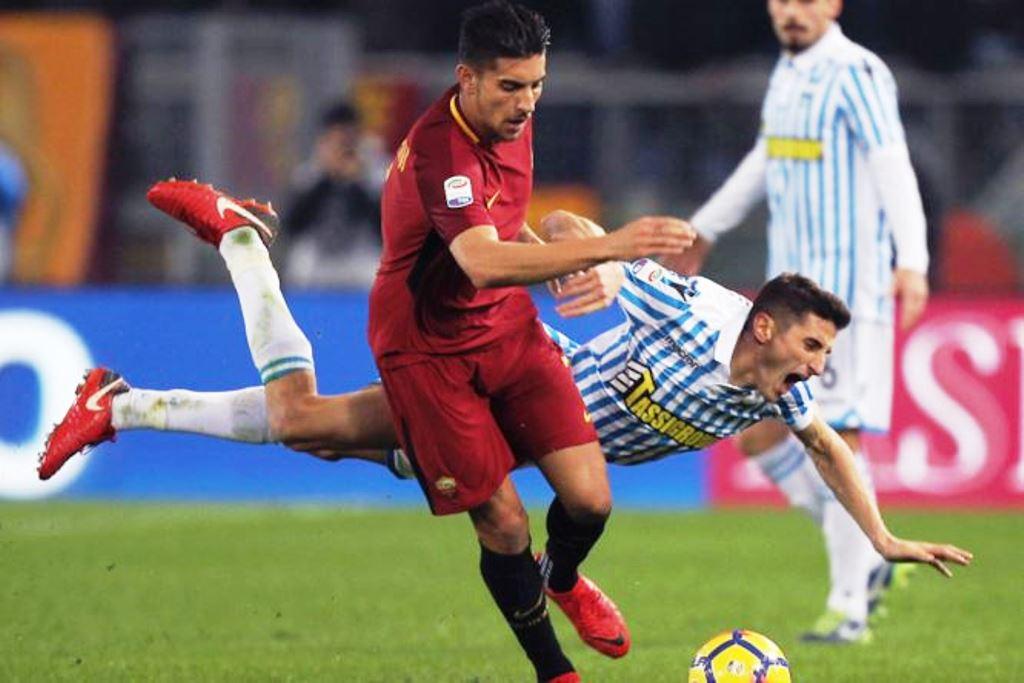 Prediksi Pertandingan Bola AS Roma vs SPAL 20 Oktober 2018
