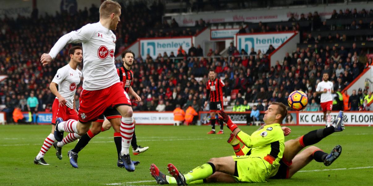 Prediksi Pertandingan Bola Bournemouth Vs Southampton 20 Oktober 2018
