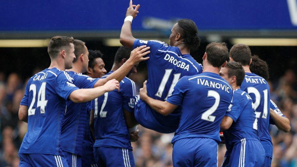 Prediksi Pertandingan Bola Chelsea VS MOL Vidi 5 Oktober 2018
