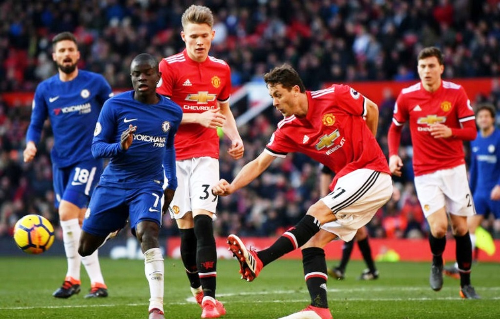 Prediksi Pertandingan Bola Chelsea vs Manchester United 20 Oktober 2018