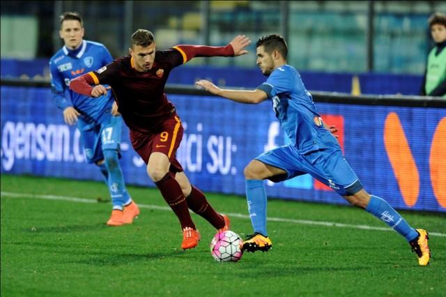 Prediksi Pertandingan Bola Empoli vs AS Roma 7 Oktober 2018