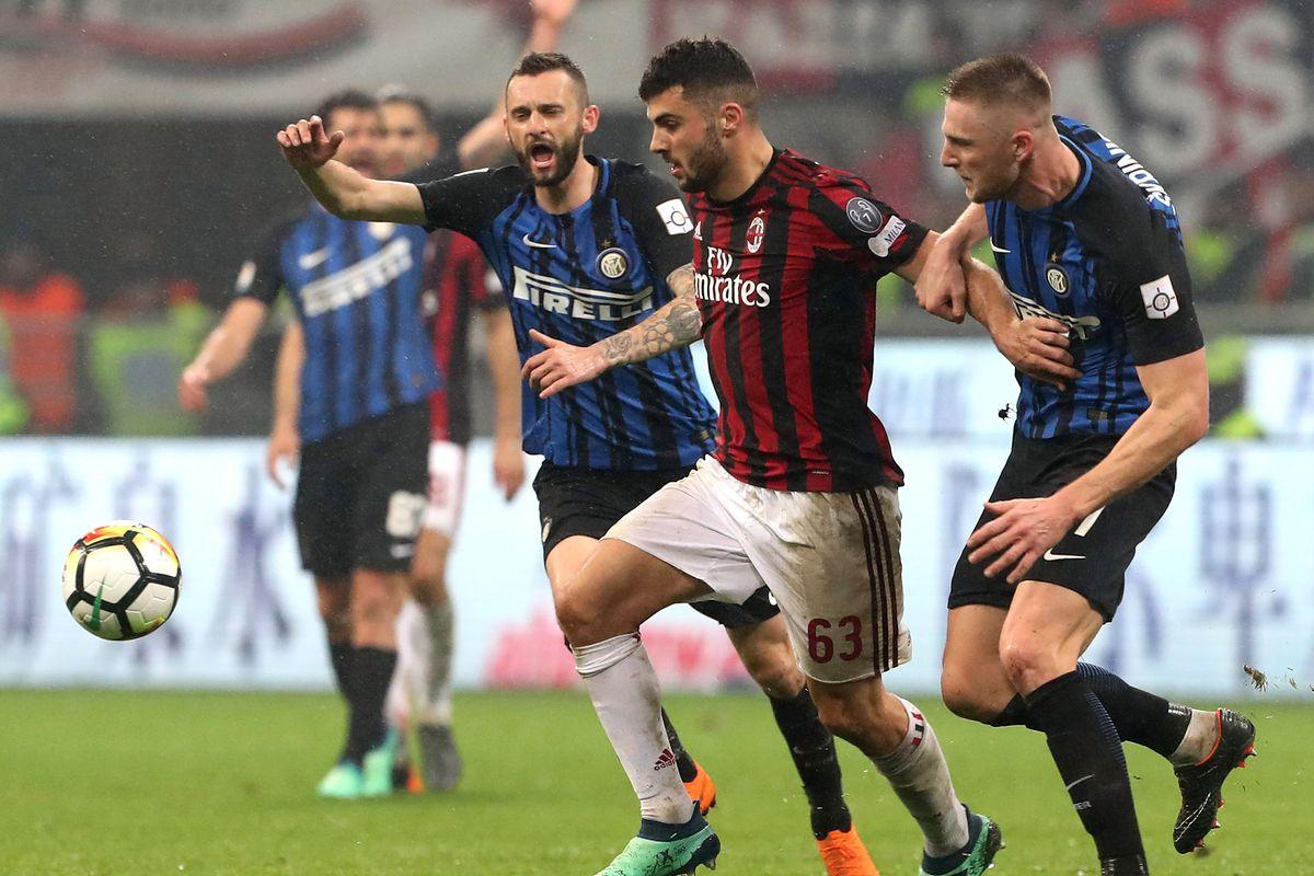 Prediksi Pertandingan Bola Inter Milan vs AC Milan 22 Oktober 2018