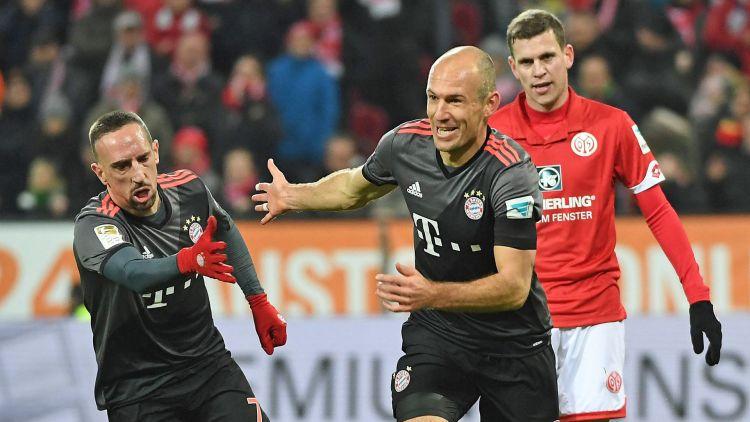 Prediksi Pertandingan Bola Mainz 05 Vs Bayern Munchen 27 Oktober 2018