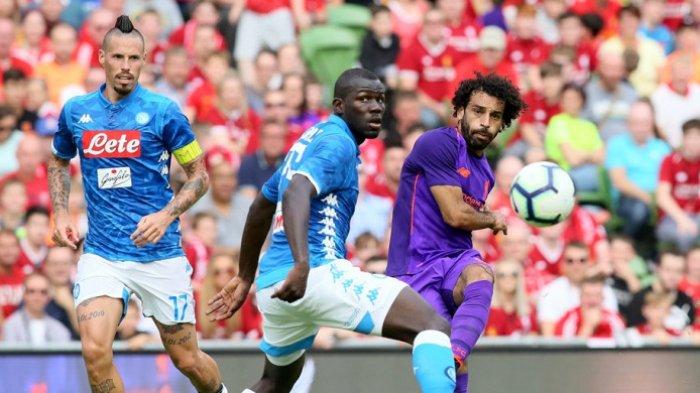 Prediksi Pertandingan Bola Napoli vs Liverpool 4 Oktober 2018