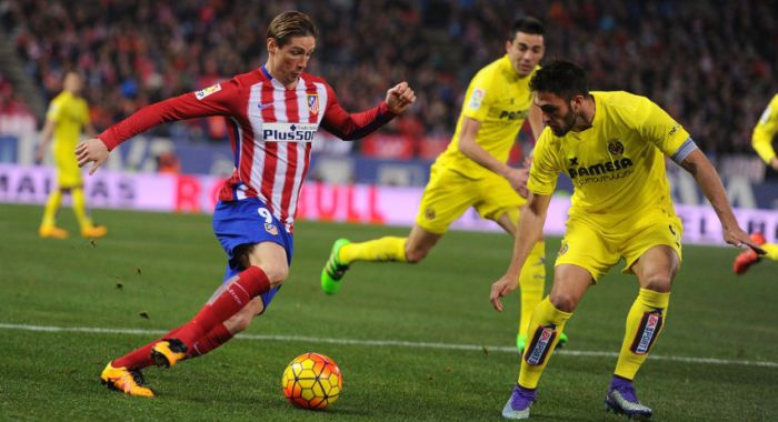 Prediksi Pertandingan Bola Villarreal vs Atletico Madrid 20 Oktober 2018