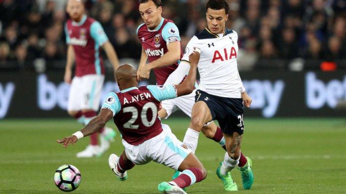 Prediksi Pertandingan Bola West Ham United VS Tottenham Hotspur 20 Oktober 2018