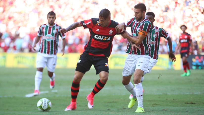 Prediksi Petandingan Bola Flamengo vs Fluminense 14 Oktober 2018