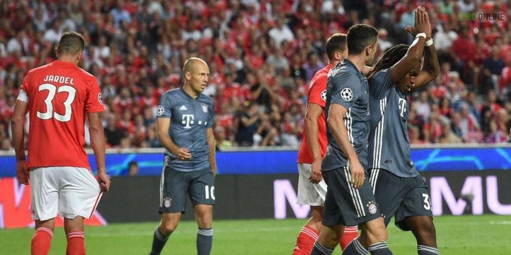 Prediksi Pertandingan Bola Bayern Munchen vs AEK Athens 8 November 2018