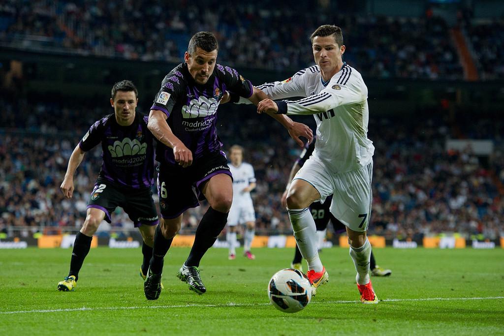 Prediksi Pertandingan Bola Real Madrid Vs Real Valladolid 3 November