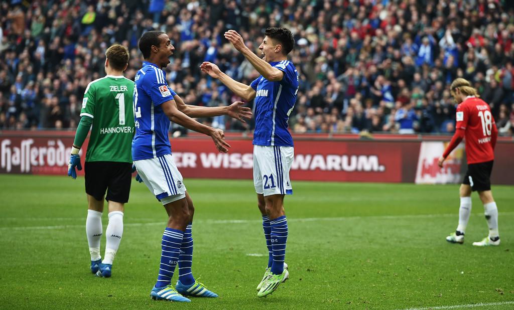 Prediksi Pertandingan Bola Schalke 04 vs Hannover 3 November 2018